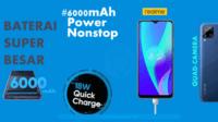 Harga HP Realme C15 dan Spesifikasi Lengkapnya